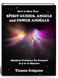 How to Meet Your Spirit Guides book