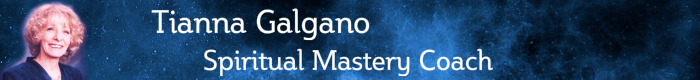 Tianna Galgano - Spiritual Mastery Coach