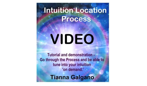 Intuition Locator video by Tianna Galgano