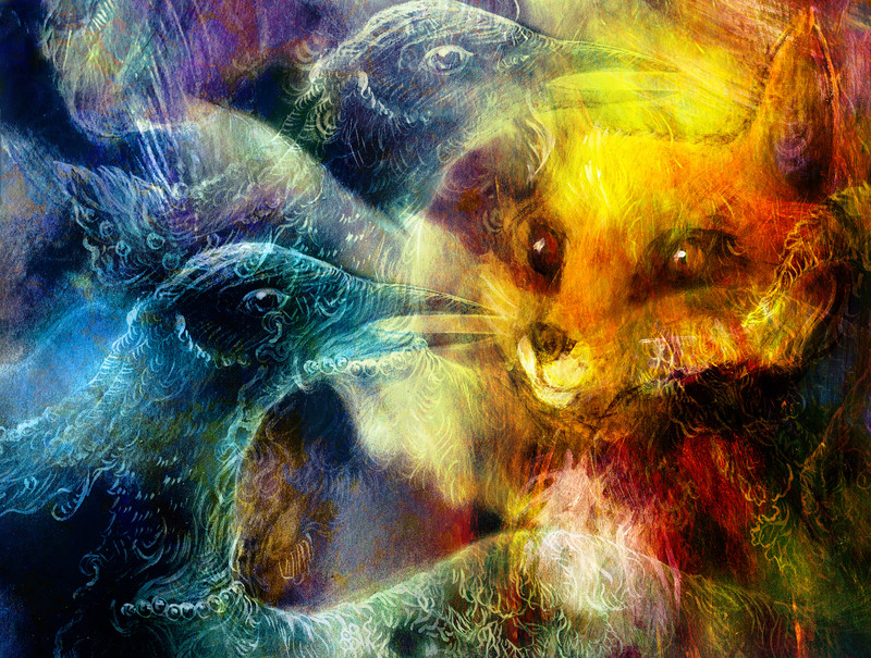 power animals from Meet Spirit Guides by Tianna Galgano
